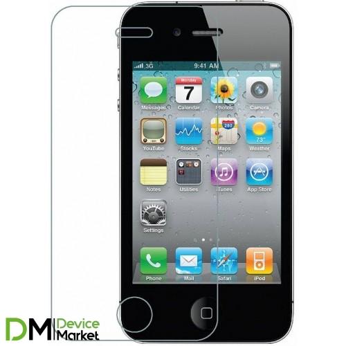 Защитное стекло IPhone 4