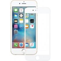 Защитное стекло iPhone 6 White