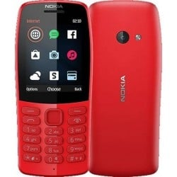Nokia 210 Red