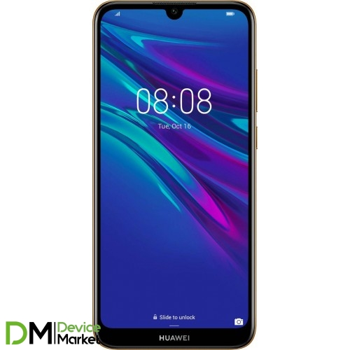 Huawei Y6 2019 2/32GB Amber Brown
