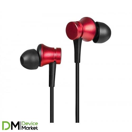 Xiaomi Mi Earphones Basic Red