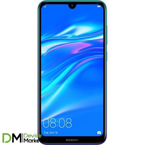 Huawei Y7 2019 Aurora Blue