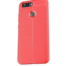 Силиконовый чехол для Lenovo S5 Красный