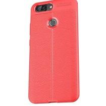 Силиконовый чехол для Lenovo S5 Red