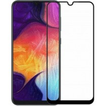 Защитное стекло Samsung A30/A30S/A50/A50S Black Premium