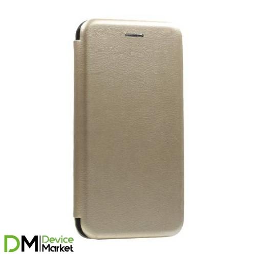 Чехол-книжка Samsung A305 Galaxy A30 Gold