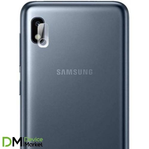 Защитное стекло для камеры Samsung A10