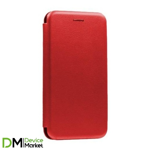Чехол-книжка для Xiaomi Redmi Note 7 Red