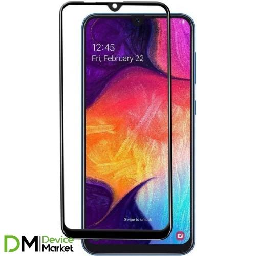 Защитное стекло Samsung A10/M10 Black Premium