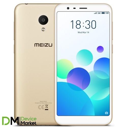 Meizu M8c 2/16Gb Gold Global