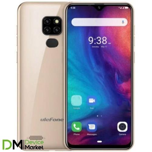 Смартфон Ulefone Note 7P 3/32Gb Gold UA