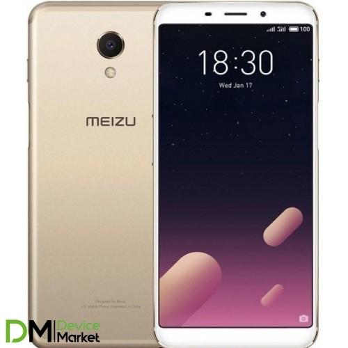 Meizu M6s 3/64Gb Gold