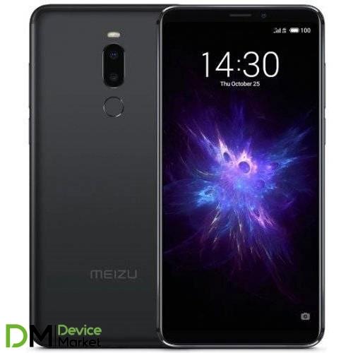 Meizu Note 8 4/64GB Black Global