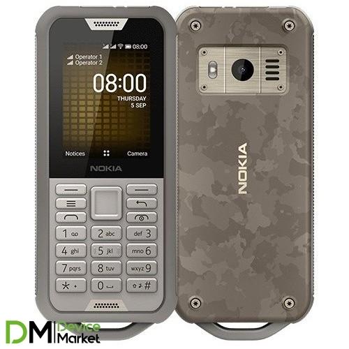 Nokia 800 Tough Desert Sand