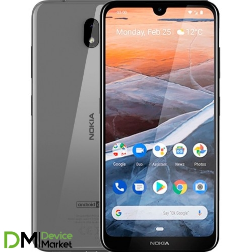 Nokia 3.2 2/16GB Steel