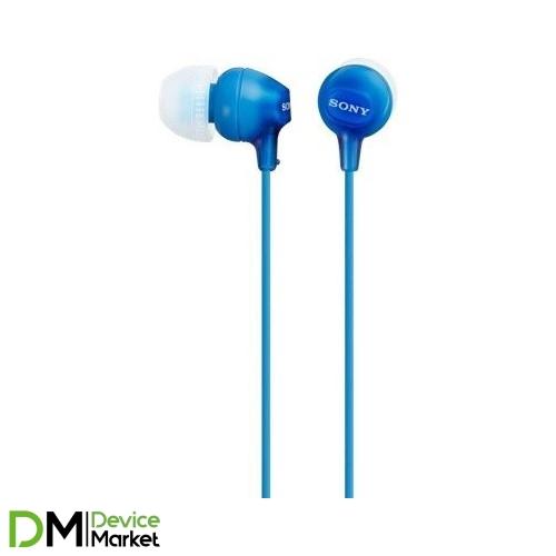SONY MDR-EX15LP Blue
