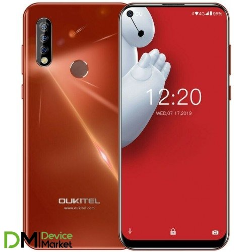 Oukitel C17 Pro 4/64Gb Orange