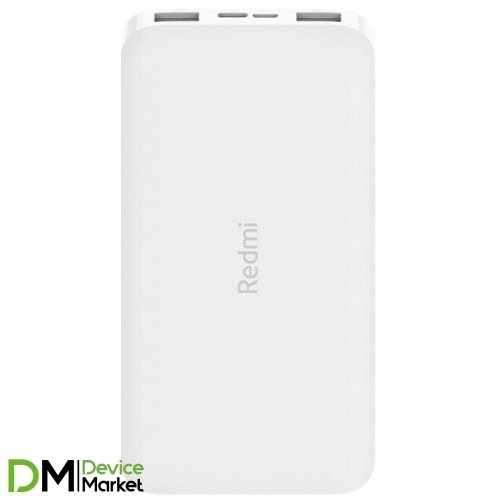 Power bank Xiaomi Redmi 10000mAh White VXN4266CN