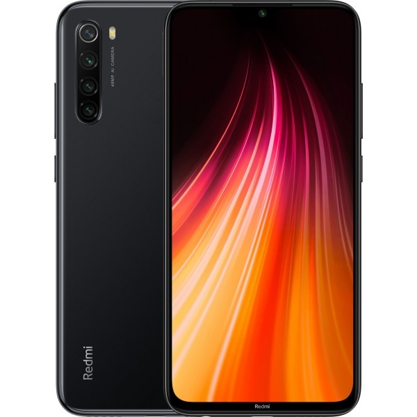 Xiaomi Redmi Note 8 6/128GB Space Black (Код товара:10030)