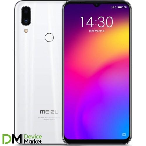 Meizu Note 9 4/64Gb White Global