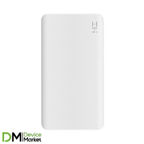 Xiaomi Mi Power bank ZMI QB810 10000mAh White