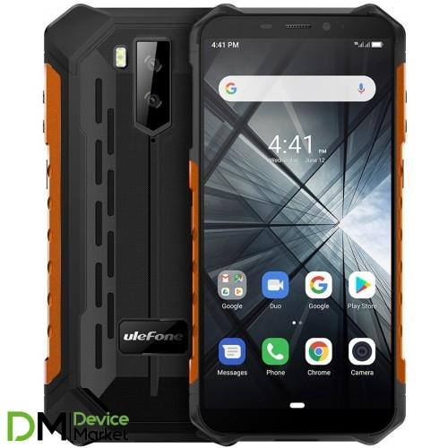 Ulefone Armor X5 3/32GB Orange UA