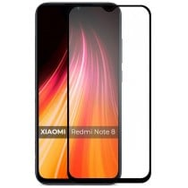 Защитное стекло Xiaomi Redmi Note 8 Black Matte