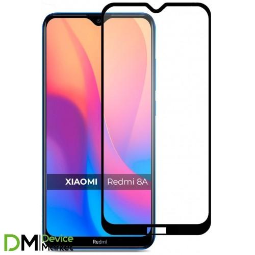 Защитное стекло Xiaomi Redmi 8/8A Black