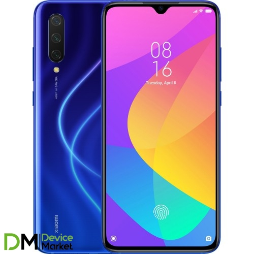 Xiaomi Mi9 Lite 6/128GB Aurora Blue Global