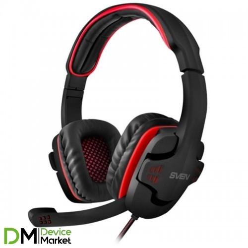 Sven AP-G855MV Black-Red