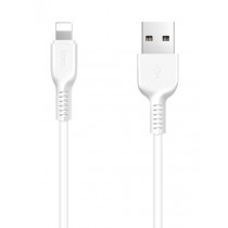 USB кабель Lightning HOCO-X13 1m White