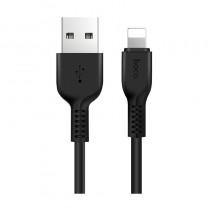 USB кабель Lightning HOCO-X20 1m Black