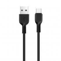 USB кабель Type-C HOCO-X20 Black