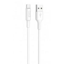 USB кабель Type-C HOCO-X25 White
