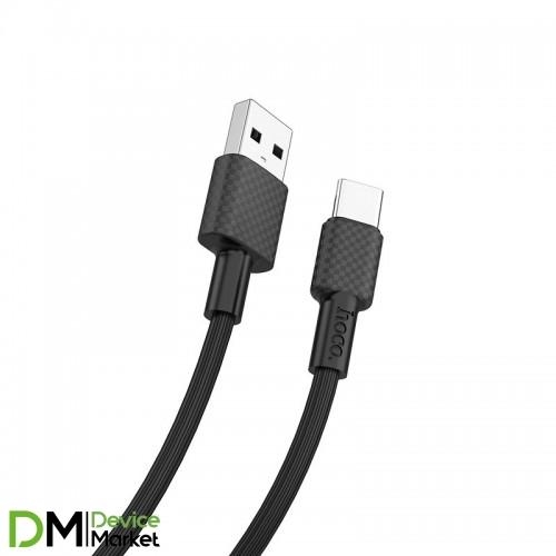 USB кабель Type-C HOCO-X29 Black
