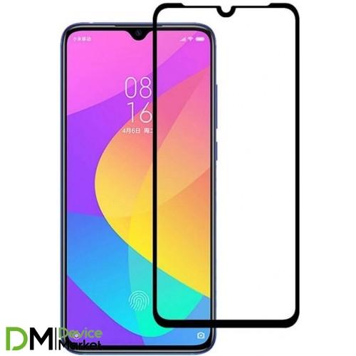 Защитное стекло Xiaomi Mi9 Lite Black Premium
