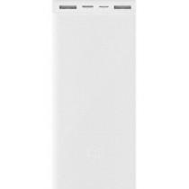 Power bank Xiaomi Mi 3 20000 mAh Fast Charge White PLM18ZM