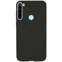 Silicone Case Xiaomi Redmi Note 8T Black