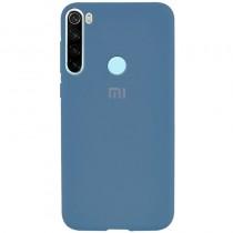 Silicone Case Xiaomi Redmi Note 8T Blue