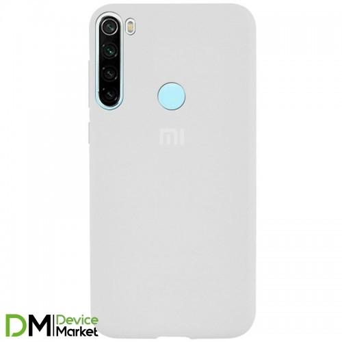 Silicone Case Xiaomi Redmi Note 8T Gray