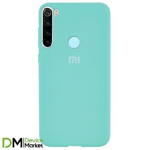 Silicone Case Xiaomi Redmi Note 8T Green