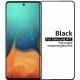 Защитное стекло Samsung A71/Note10 Lite/M51/M62 Black Premium