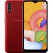 Samsung Galaxy A01 2/16GB Red SM-A015FZRDSEK UA-UCRF
