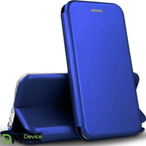 Чехол-книжка Xiaomi Redmi Note 8 Blue