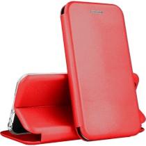 Чехол-книжка для Xiaomi Redmi Note 8 Red