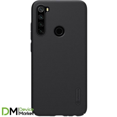 Чехол Nillkin Matte для Xiaomi Redmi Note 8 Black