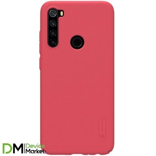 Чехол Nillkin Matte для Xiaomi Redmi Note 8 Red