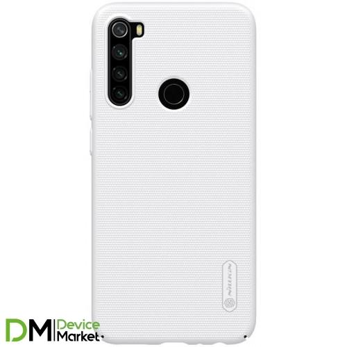 Чехол Nillkin Matte для Xiaomi Redmi Note 8 White