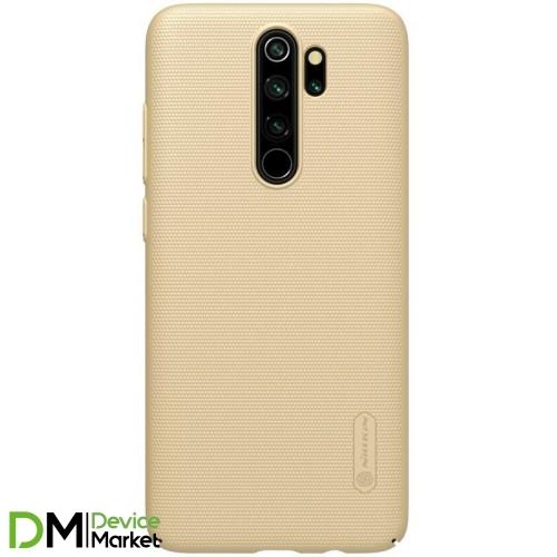 Чехол Nillkin Matte для Xiaomi Redmi Note 8 Pro Gold