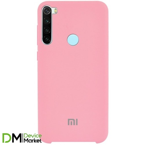 Silicone Case Xiaomi Redmi Note 8 Pink